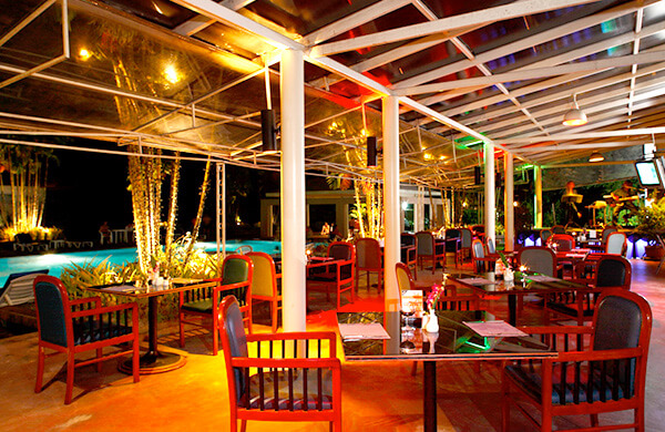 Tinidee Hotel@Ranong - Pool Bar