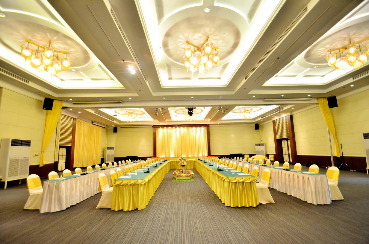 Tinidee Hotel@Ranong - Meeting Room